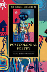 Omslag - The Cambridge Companion to Postcolonial Poetry