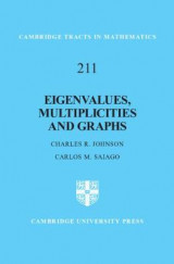 Omslag - Eigenvalues, Multiplicities and Graphs