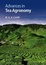 Omslag - Advances in Tea Agronomy