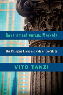 The Government Versus Markets av Vito Tanzi (Innbundet)