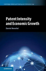 Omslag - Patent Intensity and Economic Growth