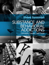 Omslag - Substance and Behavioral Addictions