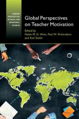 Omslag - Global Perspectives on Teacher Motivation