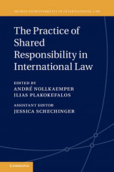 Omslag - The Practice of Shared Responsibility in International Law