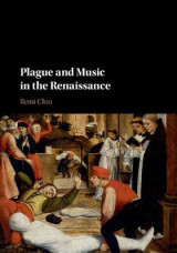 Omslag - Plague and Music in the Renaissance