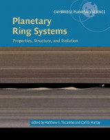 Omslag - Planetary Ring Systems