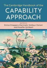 Omslag - The Cambridge Handbook of the Capability Approach