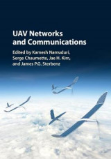 Omslag - UAV Networks and Communications
