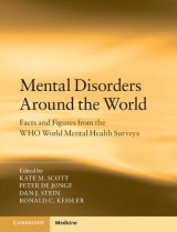 Omslag - Mental Disorders Around the World