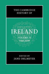 Omslag - The Cambridge History of Ireland: Volume 2, 1550-1730