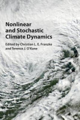Omslag - Nonlinear and Stochastic Climate Dynamics