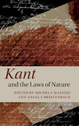 Omslag - Kant and the Laws of Nature