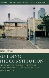 Omslag - Building the Constitution