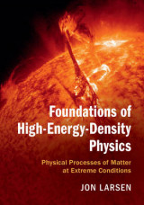 Omslag - Foundations of High-Energy-Density Physics