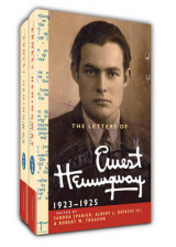 Omslag - The Letters of Ernest Hemingway: Volume 2-3