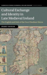 Omslag - Cultural Exchange and Identity in Late Medieval Ireland