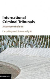 Omslag - International Criminal Tribunals