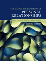 Omslag - The Cambridge Handbook of Personal Relationships