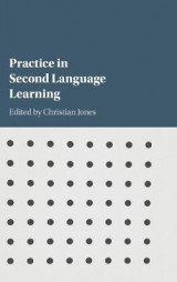 Omslag - Practice in Second Language Learning