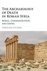 Omslag - The Archaeology of Death in Roman Syria