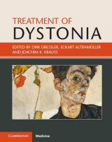 Omslag - Treatment of Dystonia