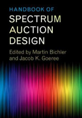Omslag - Handbook of Spectrum Auction Design