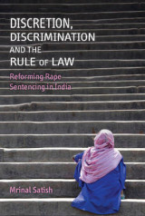 Omslag - Discretion, Discrimination and the Rule of Law