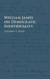 Omslag - William James on Democratic Individuality