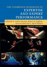 Omslag - The Cambridge Handbook of Expertise and Expert Performance