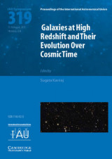 Omslag - Galaxies at High Redshift and Their Evolution Over Cosmic Time (IAU S319)