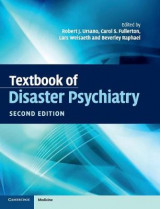 Omslag - Textbook of Disaster Psychiatry
