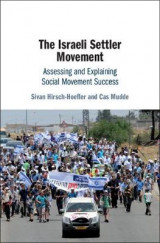 Omslag - The Israeli Settler Movement