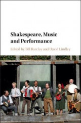 Omslag - Shakespeare, Music and Performance