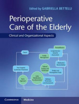 Omslag - Perioperative Care of the Elderly