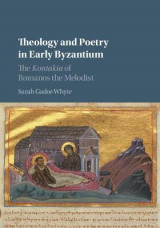 Omslag - Theology and Poetry in Early Byzantium