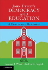 Omslag - John Dewey's Democracy and Education