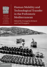 Omslag - Human Mobility and Technological Transfer in the Prehistoric Mediterranean