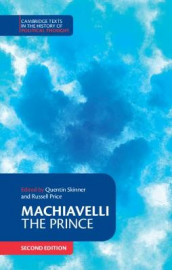 Machiavelli: The Prince av Niccolo Machiavelli (Innbundet)