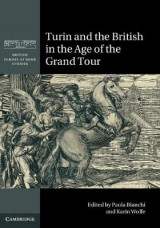 Omslag - Turin and the British in the Age of the Grand Tour