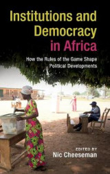 Omslag - Institutions and Democracy in Africa