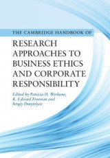 Omslag - Cambridge Handbook of Research Approaches to Business Ethics and Corporate Responsibility