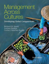 Management across Cultures av Luciara Nardon, Carlos J. Sanchez-Runde og Richard M. Steers (Innbundet)