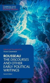 Rousseau: The Discourses and Other Early Political Writings av Jean-Jacques Rousseau (Innbundet)