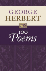 Omslag - George Herbert: 100 Poems
