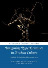 Omslag - Imagining Reperformance in Ancient Culture