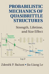 Omslag - Probabilistic Mechanics of Quasibrittle Structures
