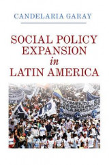 Omslag - Social Policy Expansion in Latin America