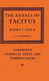 Omslag - The Annals of Tacitus: Books 5-6