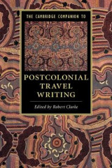 Omslag - The Cambridge Companion to Postcolonial Travel Writing