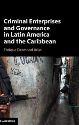 Omslag - Criminal Enterprises and Governance in Latin America and the Caribbean